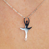 Ballerina Tutu Necklace