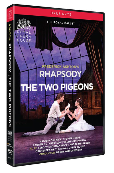 Rhapsody / The Two Pigeons DVD (The Royal Ballet)