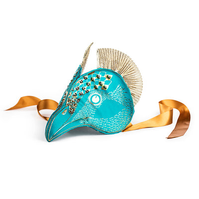Adult Peacock Headdress