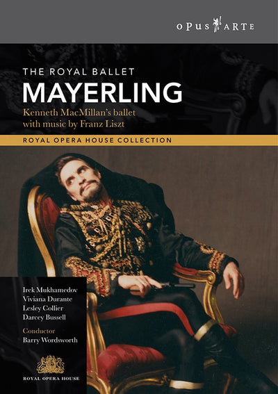 Mayerling DVD (The Royal Ballet) 1994