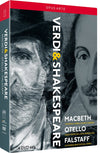 Verdi: The Shakespeare Operas DVD Set