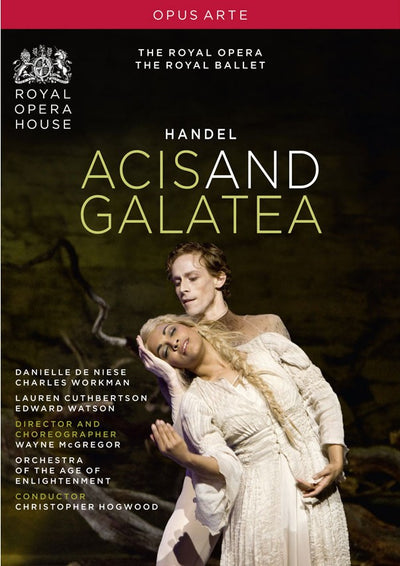 Acis and Galatea DVD (The Royal Opera / The Royal Ballet)