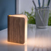 Mini Walnut Book Light