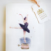 Odile Music Box Greeting Card
