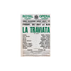 La Traviata Poster Notebook