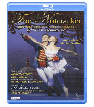 The Nutcracker Blu-ray (Berlin State Ballet)