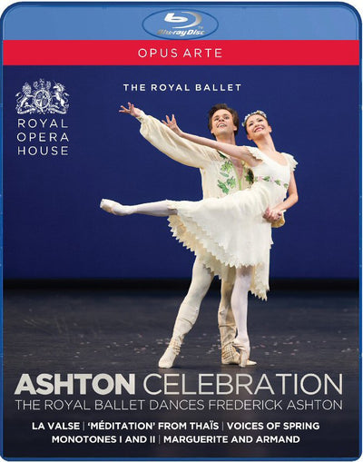 Ashton Celebration Blu-ray (The Royal Ballet)