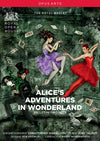 Alice's Adventures in Wonderland DVD (The Royal Ballet)