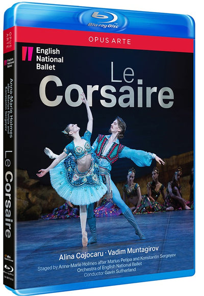 Le Corsaire Blu-ray (English National Ballet)