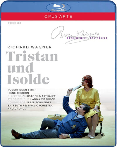 Wagner: Tristan und Isolde Blu-ray (Bayreuth Festival)