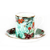 Timorous Beasties Coffee Cup and Saucer
