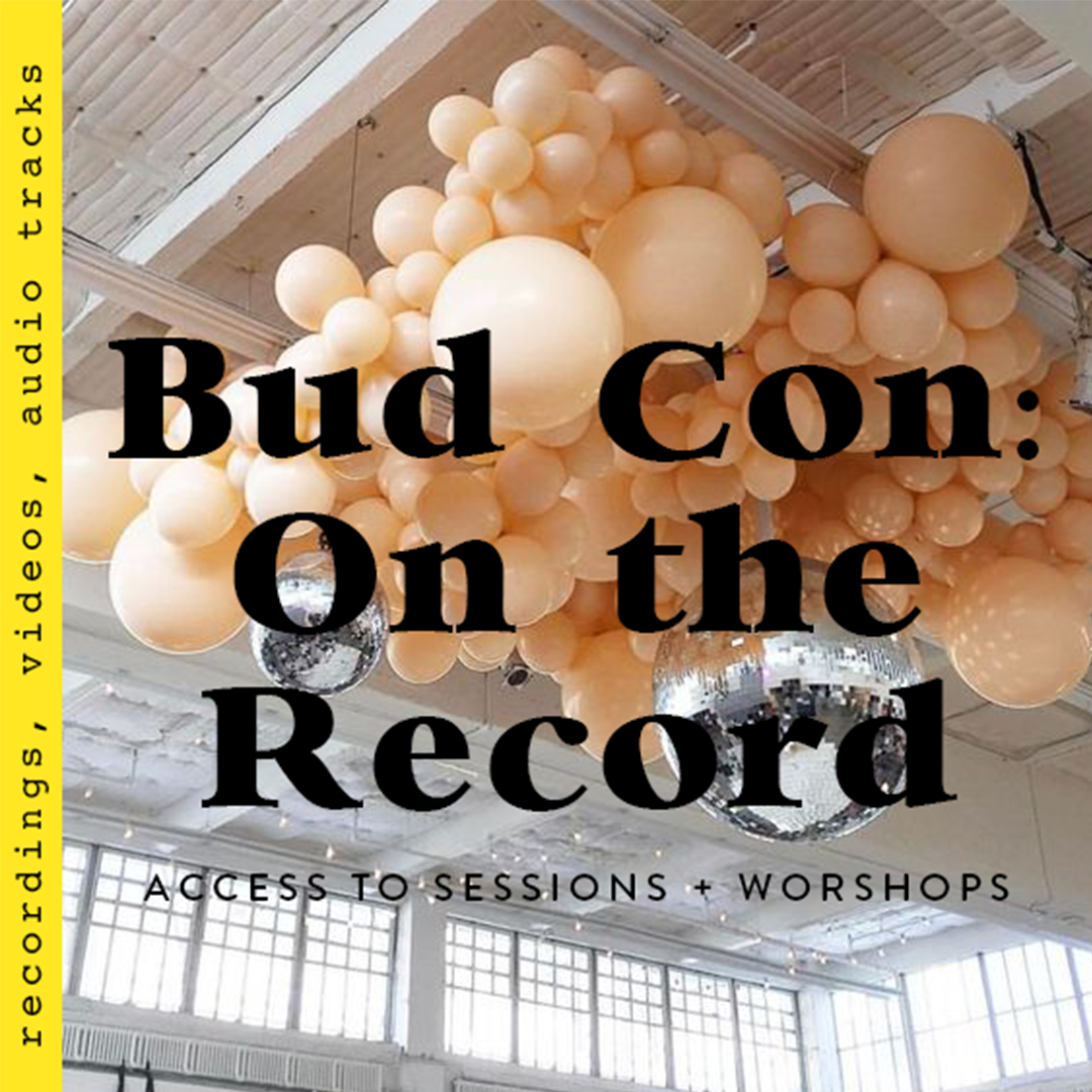 BUD CON 2019 RECORDINGS