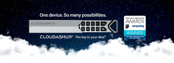 cloud security: cloudAshur oplossing van iStorage.