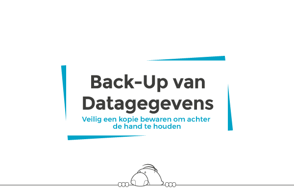 Back-Up van Datagegevens - Cyber Security Training | E-QUIPMENT