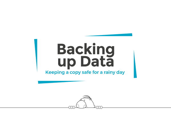 Backing up Data (English) - Cyber Security Training | E-QUIPMENT