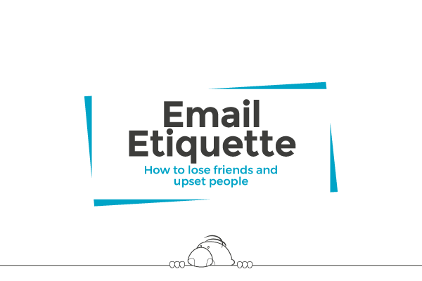 Email Etiquette (English) - Cyber Security Cursus | E-QUIPMENT