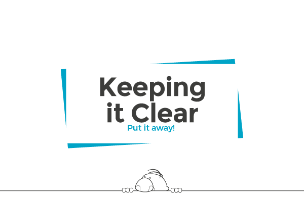 Keeping it Clear (English) - Cyber Security Cursus | E-QUIPMENT