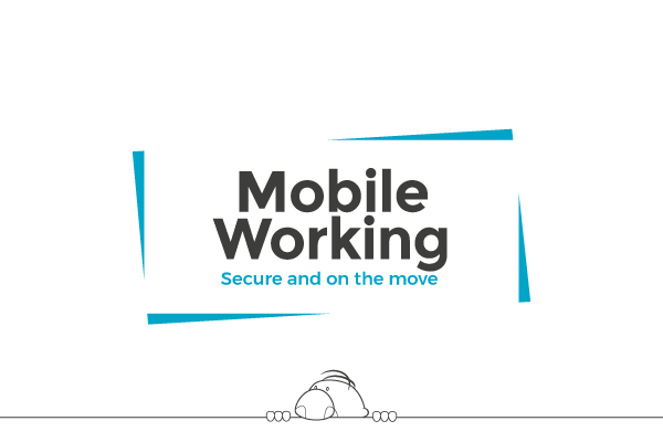 Mobile Working (English) - Cyber Security Awareness Training - E-quipment
