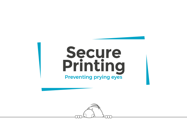 Secure Printing (English) - Cyber Security Awareness Training - E-quipment