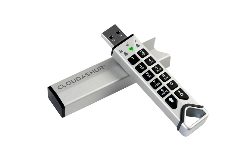 iStorage cloudAshur Encryption Module USB-Stick | E-QUIPMENT