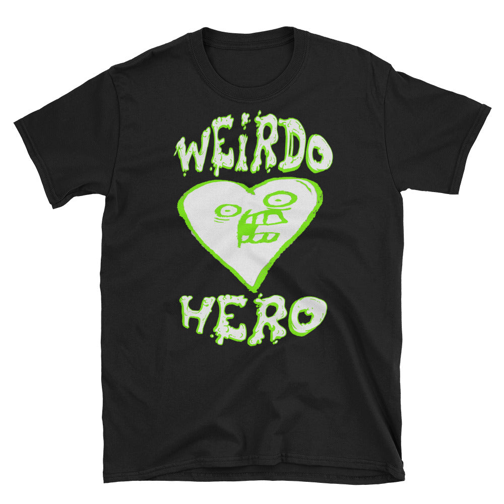 Weirdo Hero - Randy Myers Unisex Tee