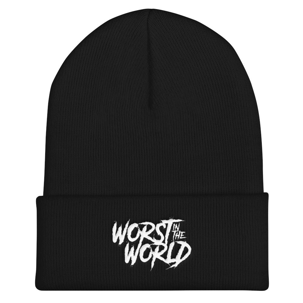 Worst In The World Grunge Beanie