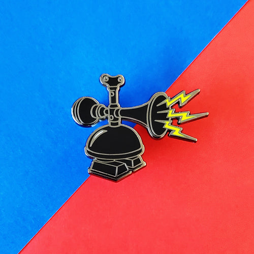 Decoy Enamel Pin
