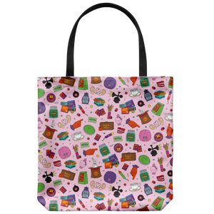 Wizard Wheezes Tote Bag