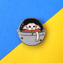 "Load image into Gallery viewer, Baby Dobz ""The Child"" Enamel Pin"