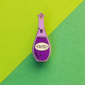 Fame Potion Enamel Pin