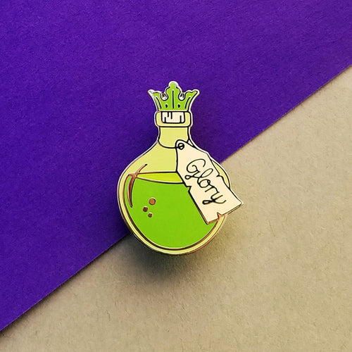 Glory Potion Enamel Pin