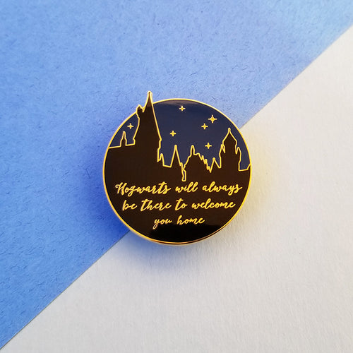 Will Always Be There Enamel Pin
