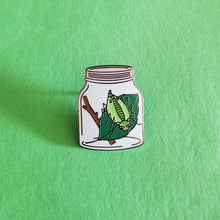 Load image into Gallery viewer, Rita Skeeter Beetle Enamel Pin
