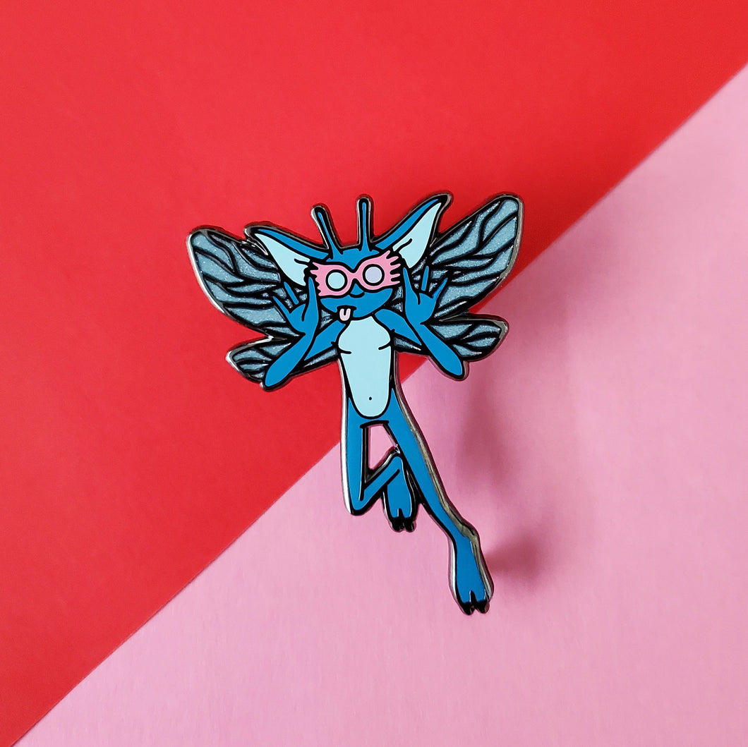 Magic Specs Pixie Enamel Pin