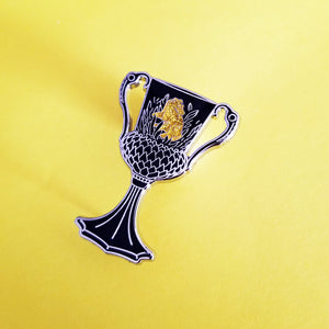 The Cup Enamel Pin