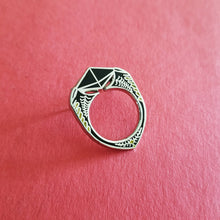 Load image into Gallery viewer, The Ring Enamel Pin