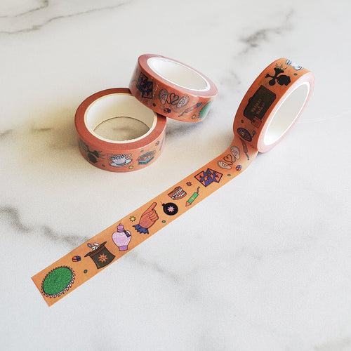 Wizard Joke Shop Washi Tape