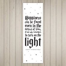 Load image into Gallery viewer, Happiness Printable Bookmarks (Black)