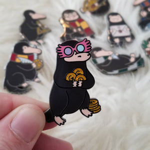 Magic Specs Magical Creature Enamel Pin