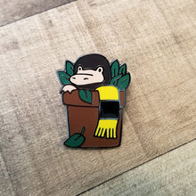 Load image into Gallery viewer, Badger House Magical Creature Enamel Pin