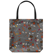 Load image into Gallery viewer, Gryff' Print Tote Bag
