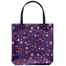 Load image into Gallery viewer, HP Print Tote Bag