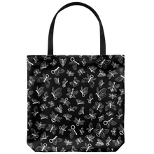 Load image into Gallery viewer, Flying Keys Tote Bag