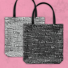 Load image into Gallery viewer, Magic Spells Tote Bag