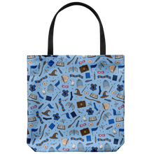 Load image into Gallery viewer, 'Claw Print Tote Bag