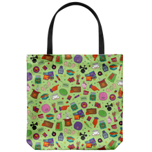Load image into Gallery viewer, Wizard Wheezes Tote Bag