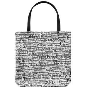 Magic Spells Tote Bag