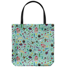 Load image into Gallery viewer, Sweet Shop Tote Bag