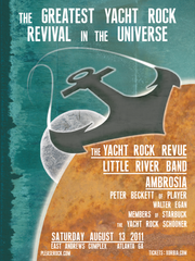 2011 Yacht Rock Revival Poster (Download)