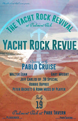 2014 Yacht Rock Revival Poster (Download)